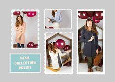 La nuova collezione è online su www.amelia-store.com  #ameliastore #amelia #verona #vicenza #shoponline