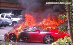 Car crashes: Top exotic car wrecks of the week August 26, 2013 - San Francisco News | Examiner.com