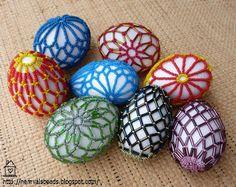 NemVal Beads: Easter Eggs