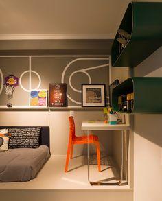 Juliana Pippi I Apartamento Decorado - Naval Clube Residence - Koerich Imóveis