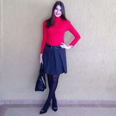 @lookbyus look trabalho do dia work outfit style fashion roupa moda tips