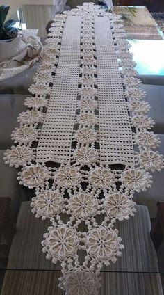 - Diy Crafts - M - Diy Crafts Crochet Diy, Crochet Chart, Crochet Home, Thread Crochet, Filet Crochet, Crochet Motif, Crochet Doilies, Crochet Stitches, Crochet Patterns