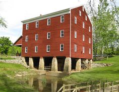 History is grist for Adams Mill. If you visit Adams Mill, be sure to check out the Adams Mill Covered bridge nearby. Try a canoe trip along Wildcat Creek -– a designated Indiana Natural Scenic River –- or visit nearby Adams Mill Oxbow Natural Area and Eller Pond.  Adams Mill is open weekends May through October and hosts a number of special events throughout the season. For more information, visit http://adams-mill.org.