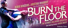 Desperate to see BURN THE FLOOR - anyone else? X