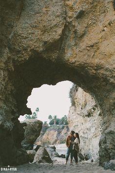 Treasure Island Engagement, Laguna Beach   Los Angeles Wedding Photography   Boho Rustic Beach Engagement
