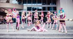 League of Popstar / Ezreal - Yo Chris(夜玖璃須) Ezreal Cosplay Photo