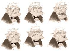 Pixar Animation Studios (Pixar) is an American computer animation film studio based in Emeryville, California. Pixar is a subsidiary of The Walt Disney Company. Character Design Cartoon, Character Sketches, Character Design Animation, Character Design References, 3d Character, Character Design Inspiration, Character Illustration, Character Concept, Character Sheet