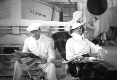 Myrna Loy and William Powell, any movie with these two in it is great! Love them!