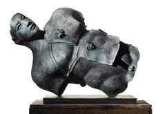 Igor Mitoraj - Torso Centauro, 1992, Bronze, Edition of 3, cm 93x127x66