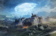 El Descanso del Escriba: Warhammer Community hoy: Tanques, Eldar y palmator...