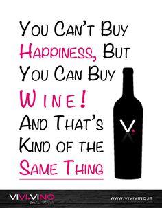 Be happy... drink wine !!!  Approfitta dell'iniziativa di lancio #BrindaConViviVino, Iscriviti su www.vivivino.it !!! Click, Taste and #Enjoy !