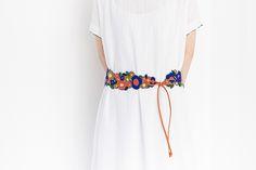 flower curtain ベルト | minä perhonen