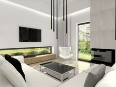 Homekoncept-27 Contemporary Houses, Dns, Type 1, Villa, Home, Houses, Contemporary Homes, Ad Home, Modern Houses