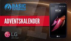#Adventskalender: LG X Screen Smartphone #Gewinnspiel