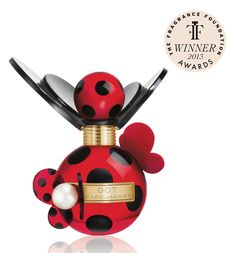 Marc Jacobs' Dot ~ Winner of the Fragrance Foundation's 2013 Prestige Fragrance of the Year. Get it now at ULTA!
