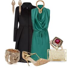 A fashion look from August 2013 featuring Lanvin dresses, MaxMara coats y Casadei shoes. Browse and shop related looks.