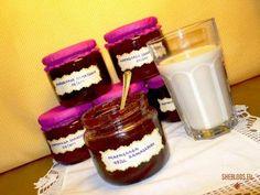 Μαρμελάδα Πορτοκάλι | SheBlogs.eu Birthday Candles, Cake Recipes, Pudding, Sweets, Chocolate, Desserts, Food, Wings, Tailgate Desserts
