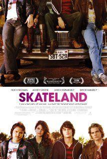 Skateland (2010) Poster