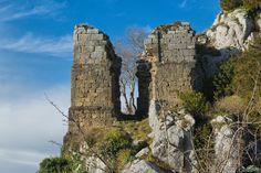 Le PassageDonjon du château de Roquefixade, Ariège, FrancePhoto : Philippe Contal • www.PhilippeContal.info • 14 décembre 2015#TerresCathares ↓ http://www.cathares.org?p=71261