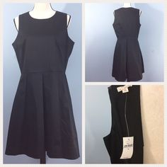 Cool Awesome NWT Gap Classic Little Black Dress Box Pleat with Pockets Size 12 2017 2018 Check more at http://fashion-look.top/gallery/awesome-nwt-gap-classic-little-black-dress-box-pleat-with-pockets-size-12-2017-2018/