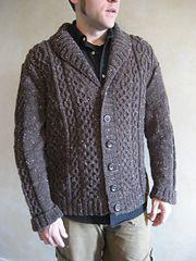 Ravelry: Classic Oak Cardigan pattern by Alexandra Charlotte Dafoe