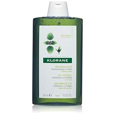 Klorane Shampoo with Nettle - Oily Hair , fl. >>> Check out the image by visiting the link. (This is an affiliate link) Oily Hair Shampoo, Best Dry Shampoo, Clarifying Shampoo, Best Shampoos, Organic Shampoo, Natural Shampoo, Oily Hair Remedies, Apple Cider Vinegar Shampoo, Hair