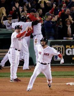 Shane Victorino Boston Red Sox 2013 ALCS Grand Slam Photo 8x10