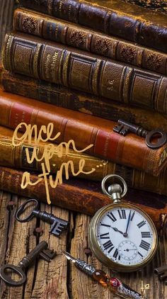 Once upon a time... (Tia) iPhone 6 wallpaper background | #reading #books #watch…