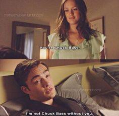 Blair and chuck❤