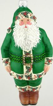 Patricia Breen, Santa Claus, Green 2013