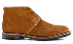 Fratelli Rosetti Suede Derbies - Earl boot ($285) by Martin Dingman, stanleykorshak.com