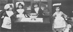 Maquette van de kleine keuken, in 1928 gemaakt door de vroegere burgerwees Jan Moederzoon. #NoordHolland #Amsterdam #wezen #burger