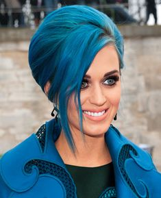 beehive hair Katy Perry