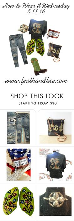 """""""How to Wear it Wednesday 5.11.16"""" by feathandkee on Polyvore"""