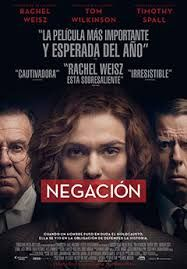 Negación / producida por Gary Foster, Russ Krasnoff ; guión de David Hare ; dirigida por Mick Jackson