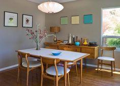 Midcentury Modern Dining Room Design | The Best Wood Furniture, dining furniture, dining wood furniture, dining furniture ideas, furniture dining room, furniture dining, furniture dining table