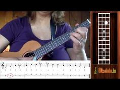 Blues Scale for Easy Ukulele Blues by 21 Songs in 6 Days