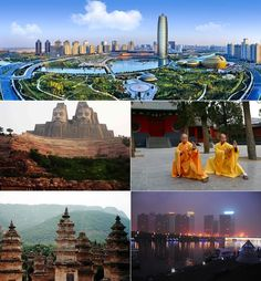 Go Teach English Abroad & Learn Martial Arts in Zhengzhou, China, American TESOL Training & Job Placement Country Information, Zhengzhou, Teaching Jobs, Teaching English, Martial Arts, Statue Of Liberty, China, Train, Learning