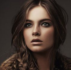 Added to Beauty Eternal - A collection of the most beautiful women. - Added to Beauty Eternal – A collection of the most beautiful women. Beautiful Eyes, Most Beautiful Women, Beautiful People, Simply Beautiful, Beautiful Things, Beauty Makeup, Hair Makeup, Hair Beauty, Brunette Beauty