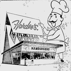 When Chips became Hardees 1966