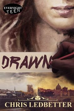 Review of DRAWN on Don't Judge A Book By Its Cover + Giveaway