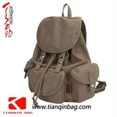 fashion canvas backpacks for girls
