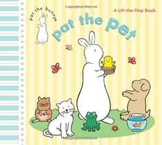 Pat the Pet (Pat the Bunny) (Lift-the-Flap) by Golden Books