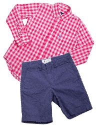 School Uniform: Three outfits that will have your grade schooler excited to get back in the classroom. | 5280