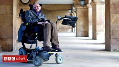 """Hawking: Did he change views on disability?      """"I think he's done more than anyone else,"""" says a former student. http://www.bbc.co.uk/news/health-43399921"""