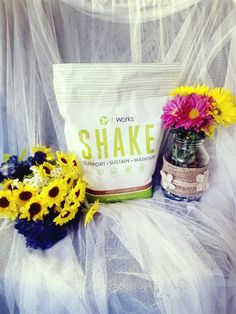 Meet your goals when you energize your workouts, build lean muscle mass, and support your healthy metabolism! That's the power of plant-based protein in It Works! Shake!