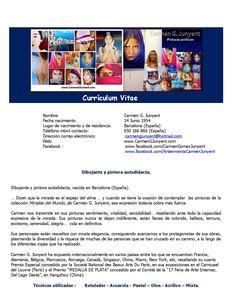 Curriculum vitae carmen g junyent - 2014