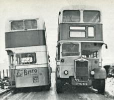 Albion Venturers Glasgow Corporation Buses