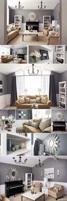 Complete Living Room Design under $2000.00