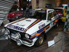 Ford Escort RS - WRC 1981 Ari Vatanen